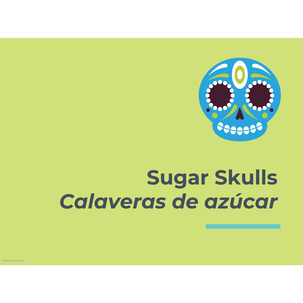 Sugar Skulls PowerPoint® Download