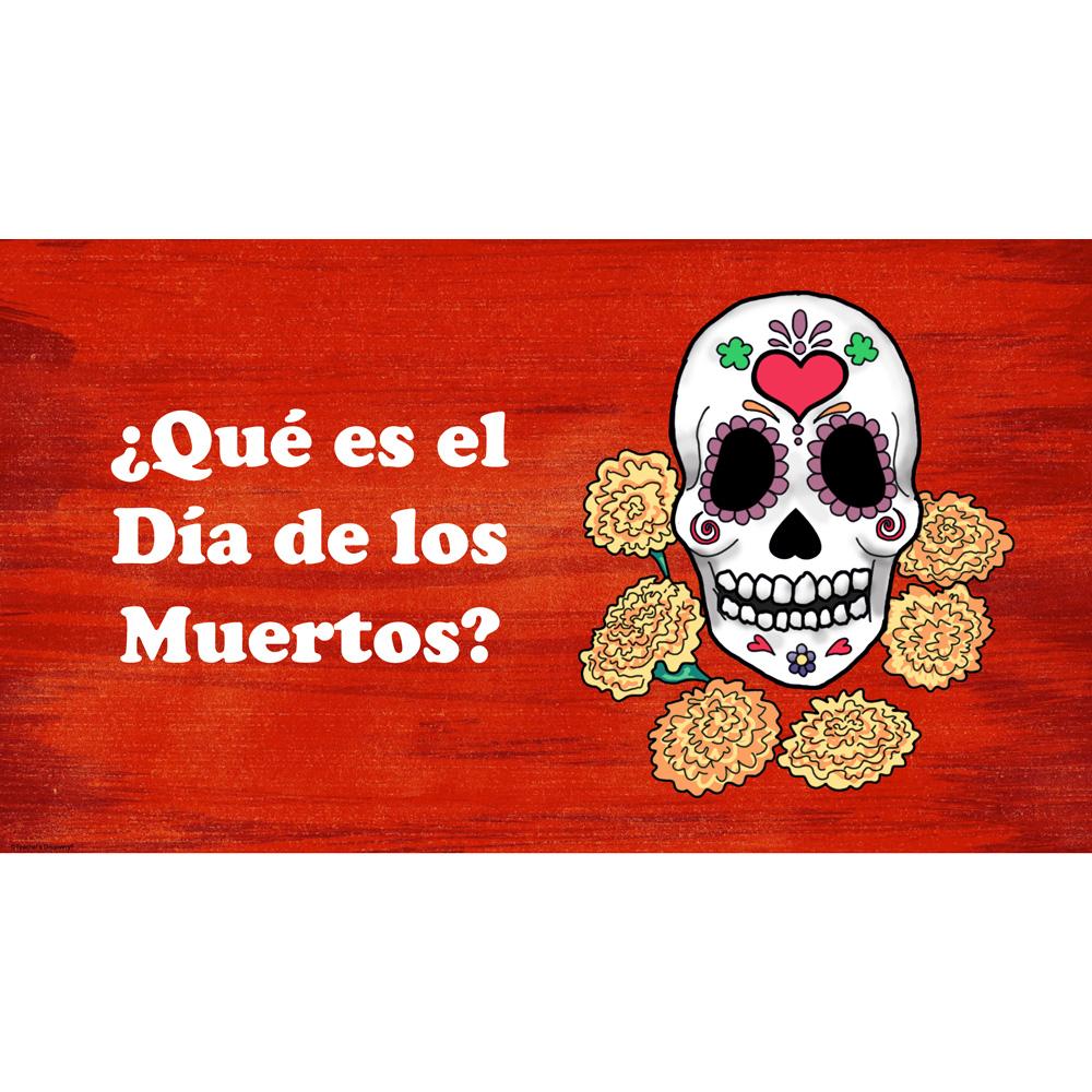 ¿Qué es el Día de los Muertos? PowerPoint® Download
