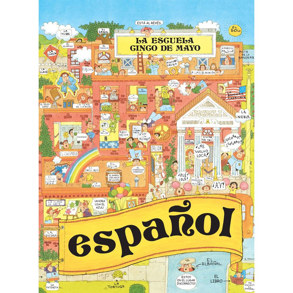Español Folder