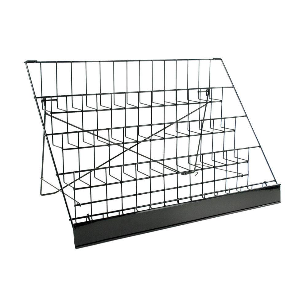 Wire Rack for Reader Library