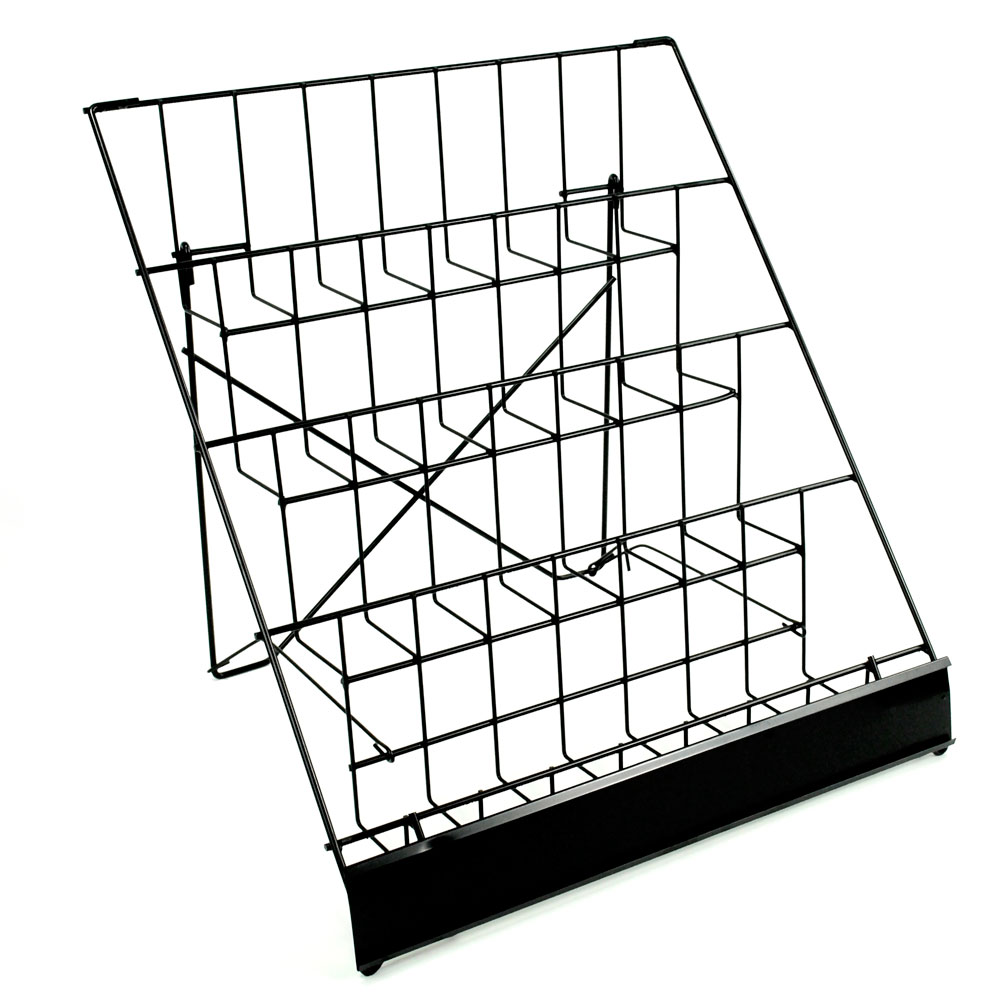 Four-Tier 18-inch (Mini) Display Rack Only