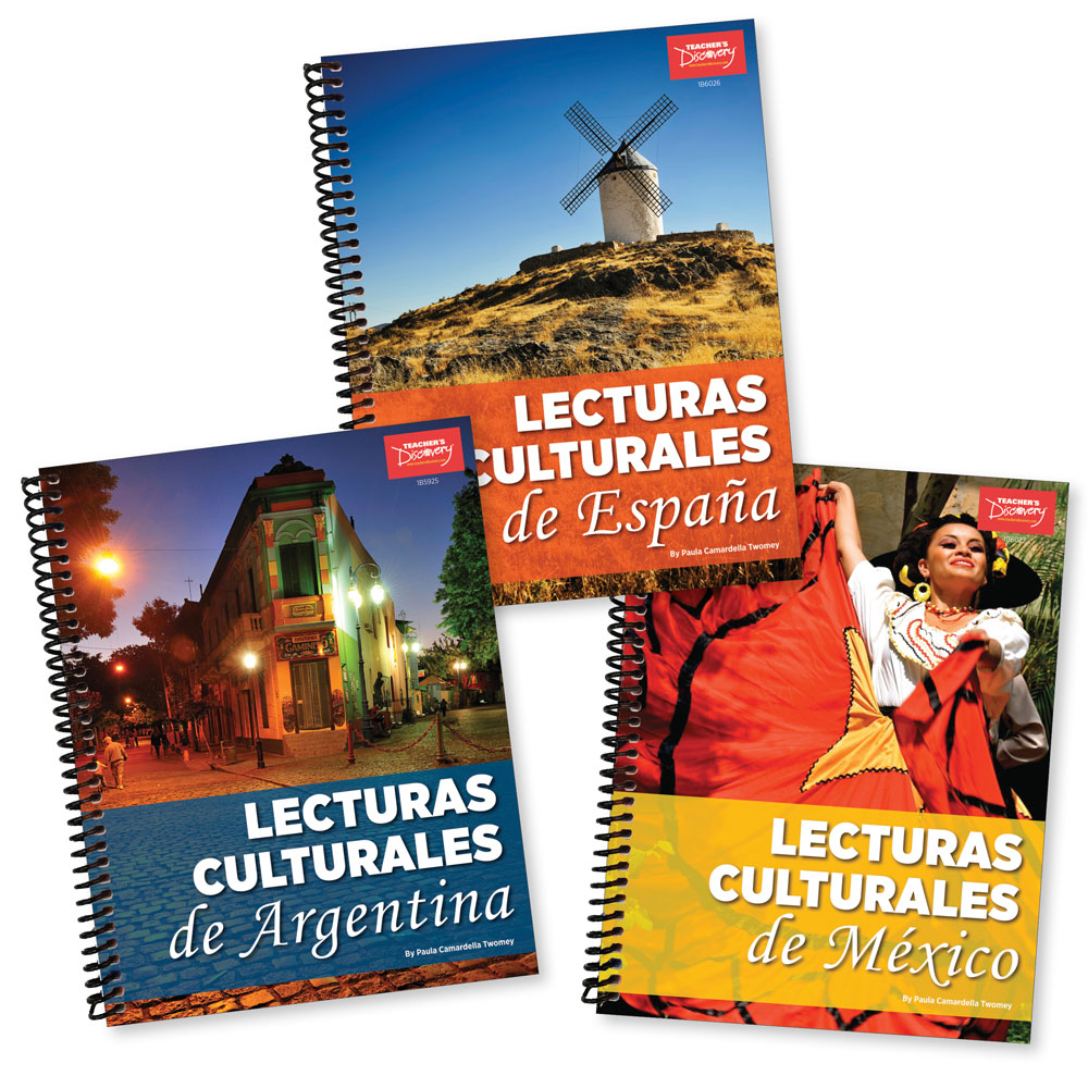 Lecturas culturales Bundle