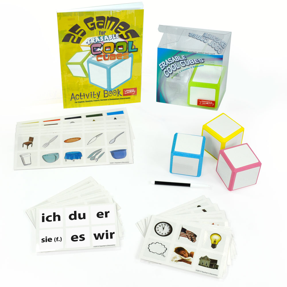 Cool Cubes­™ German Starter Set