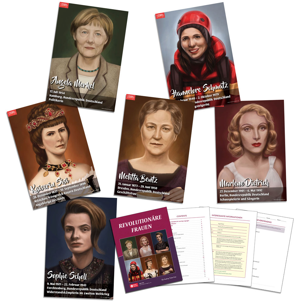 Revolutionäre Frauen Bundle