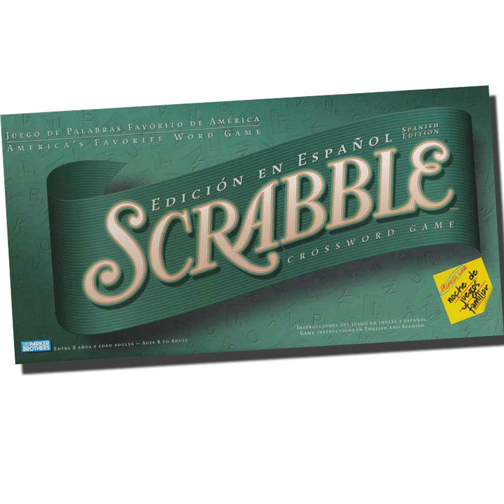Spanish Scrabble Game