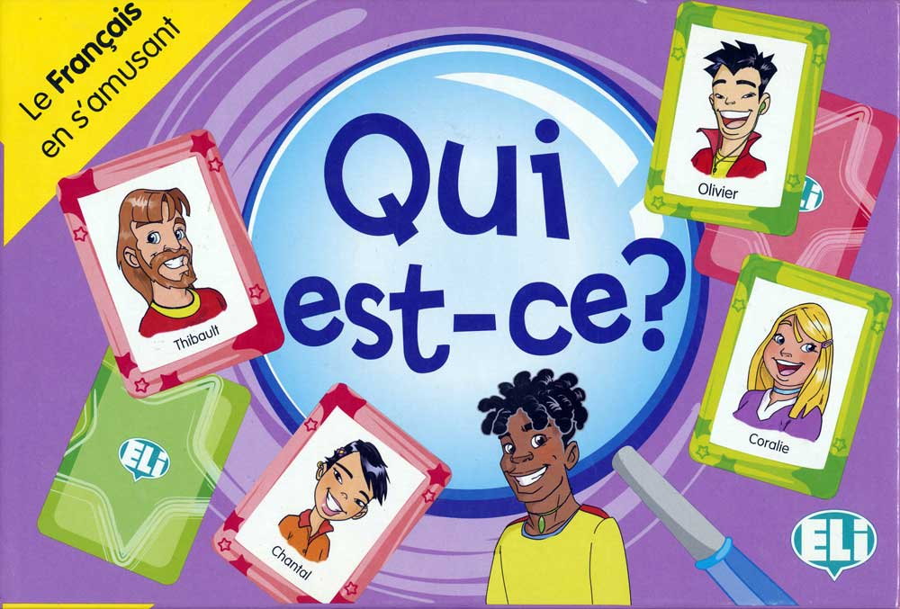 Qui est-ce? French Question Game