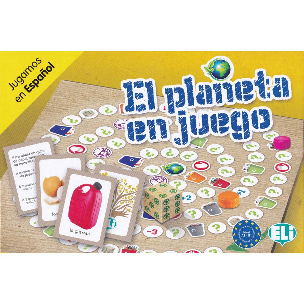 El planeta en juego Spanish Game