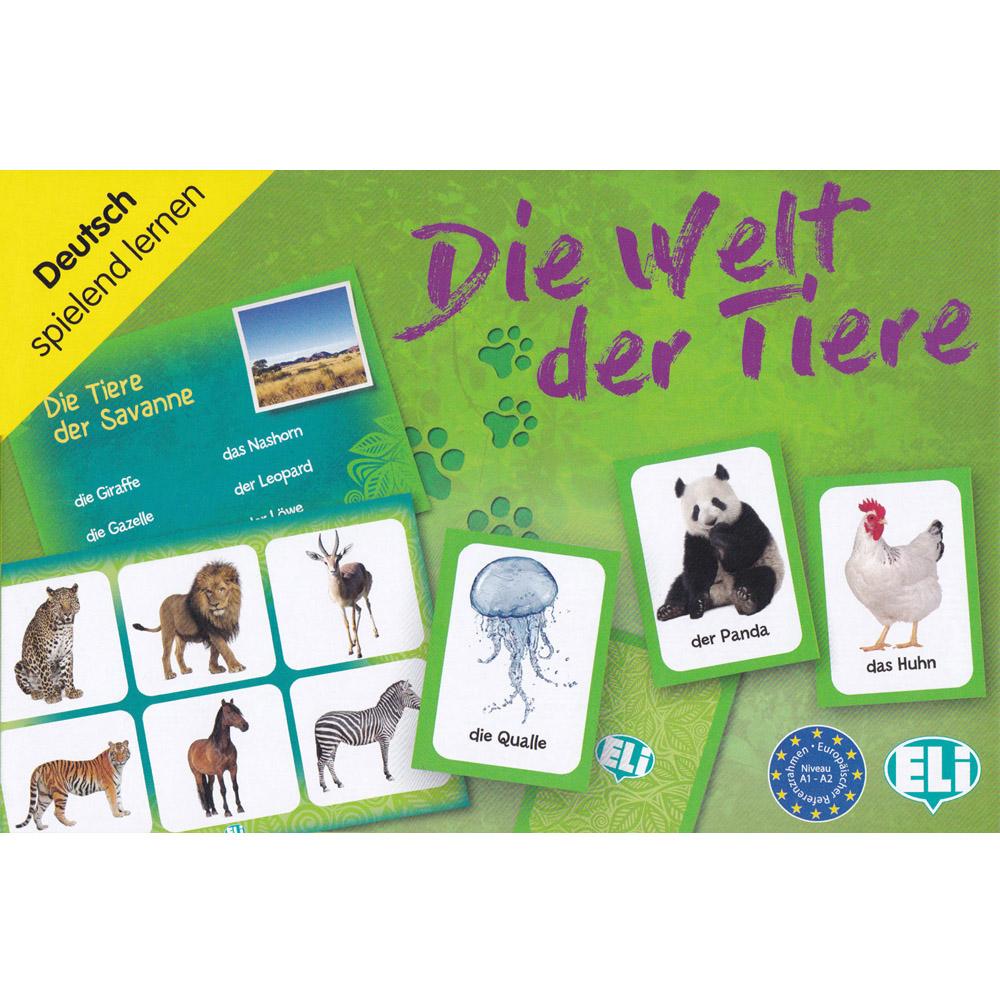 Die Welt der Tiere German Game