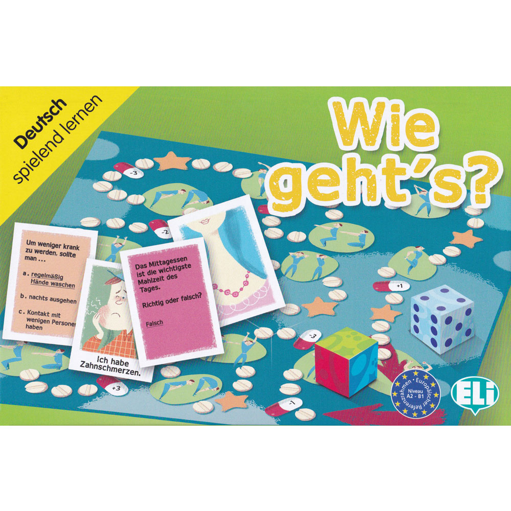 Wie geht's? German Game