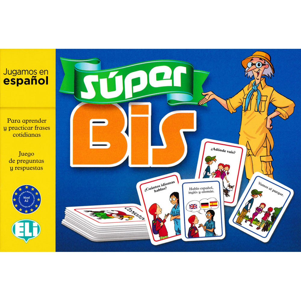 Super Bis Spanish Game - 2019 Edition