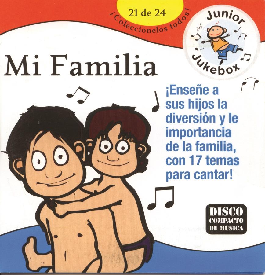 Mi Familia CD