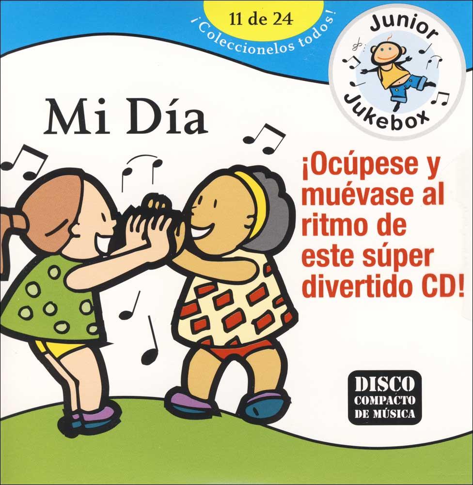 Mi Día Spanish CD