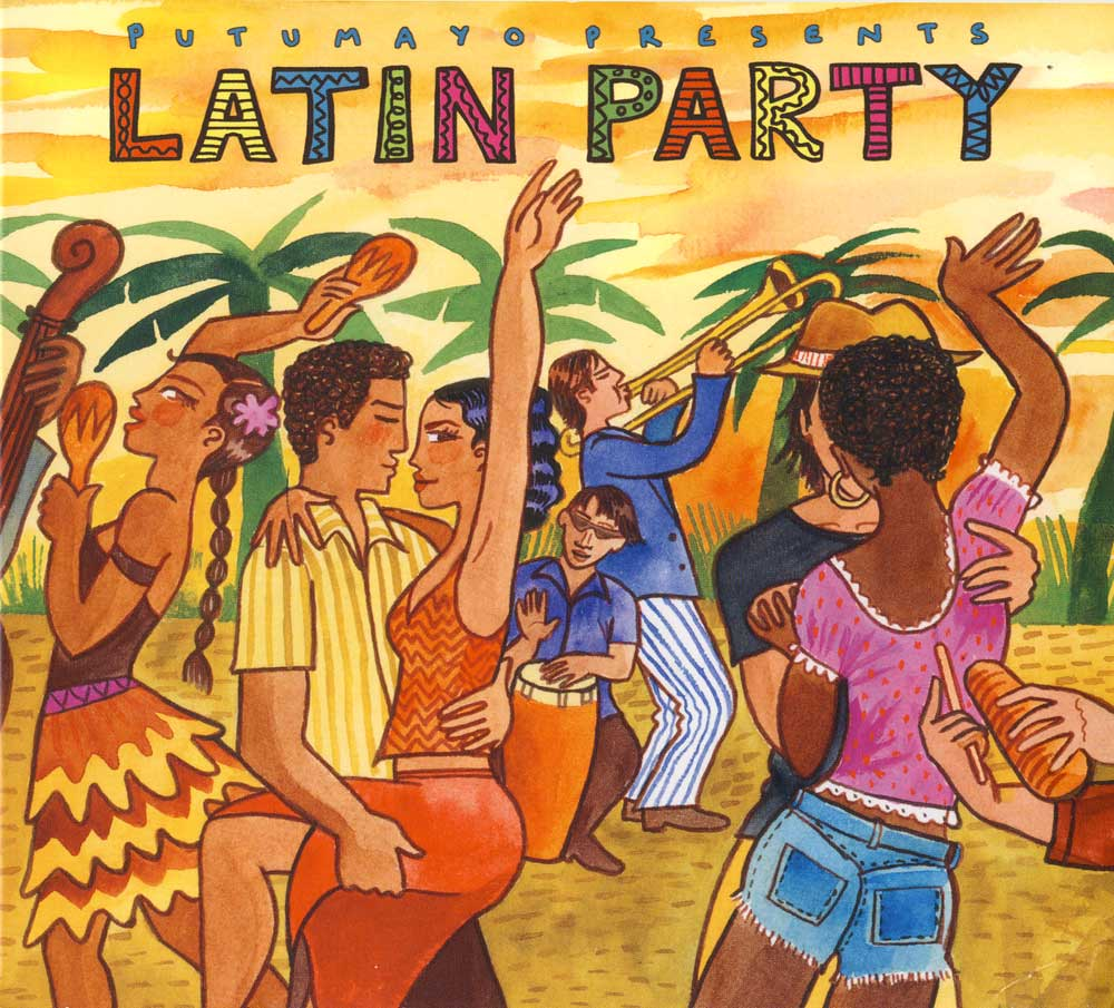 Putumayo Latin Party Spanish Music