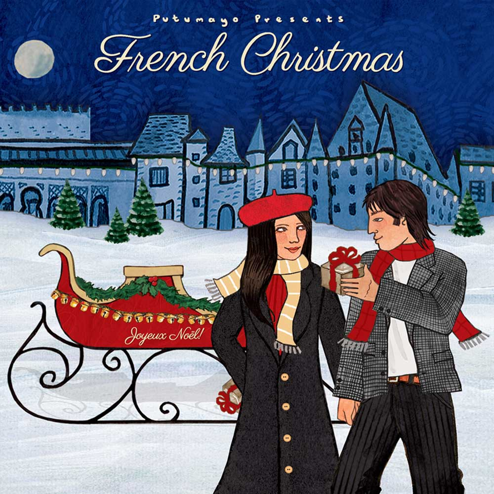 Putumayo French Christmas CD Download