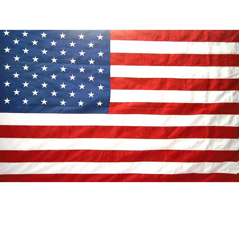 United States Flag 18 x 12 Inches