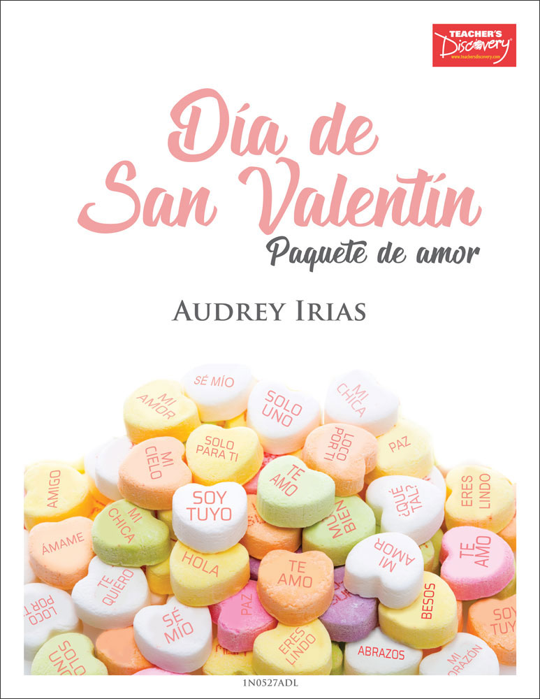 Día de San Valentín: Paquete de Amor Spanish Level 1 Download
