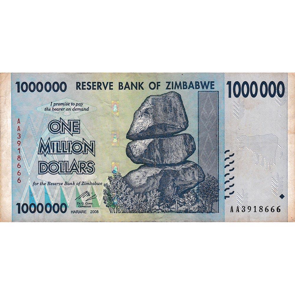 Zimbabwe Notes