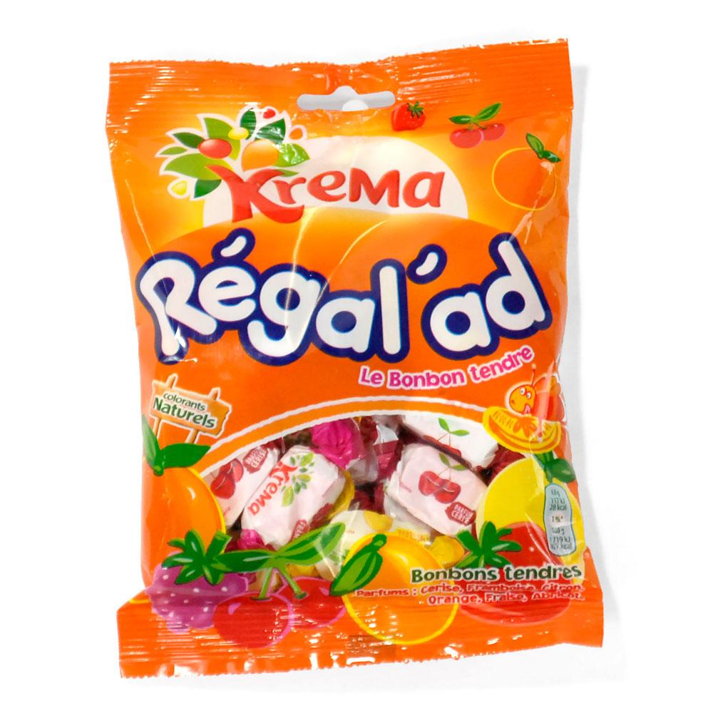 Kréma Régal'ad Candy Set of 2 Bags (40 Pieces)
