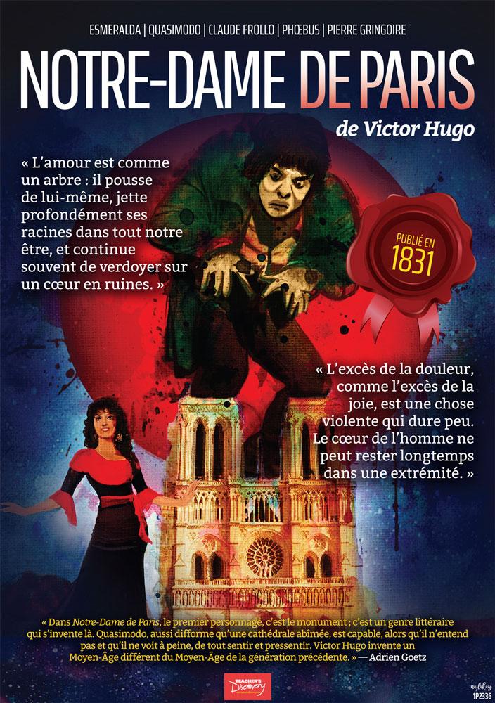 Notre-Dame de Paris Marquee Poster