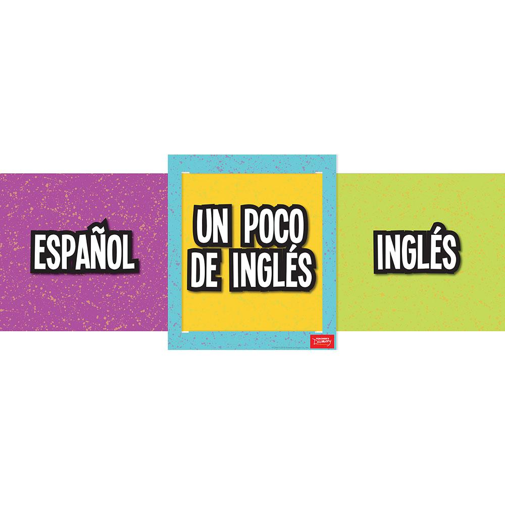 Slide Spanish Poster