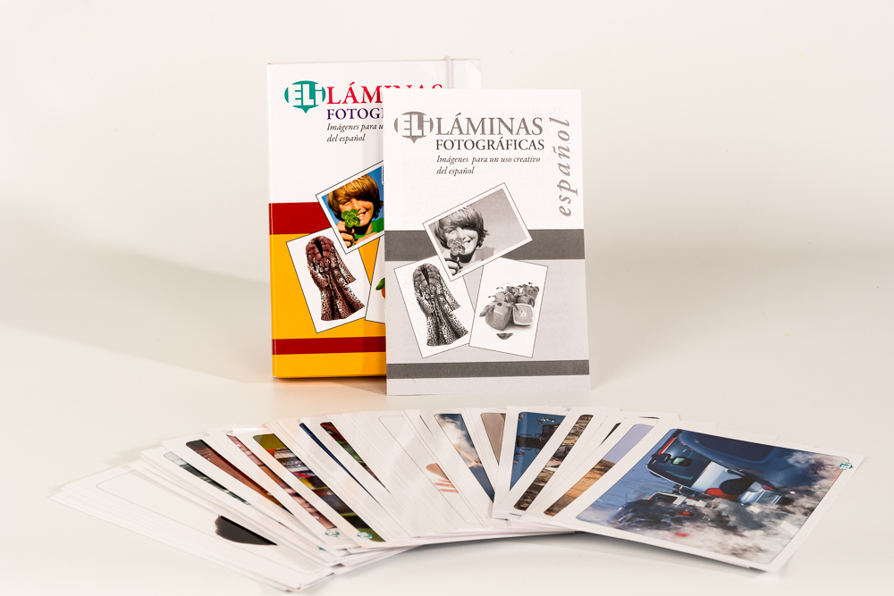 Láminas fotográficas Spanish Cards