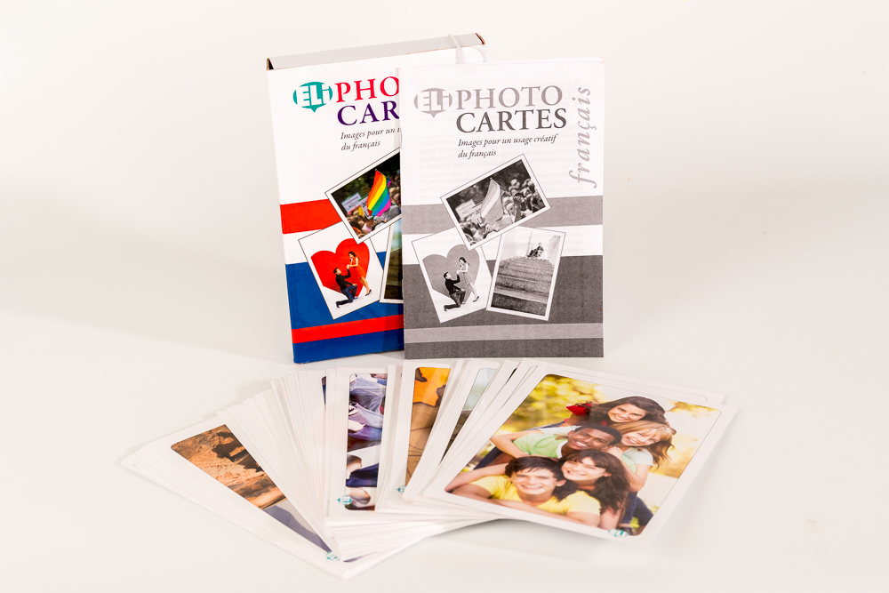Photo cartes French Cards