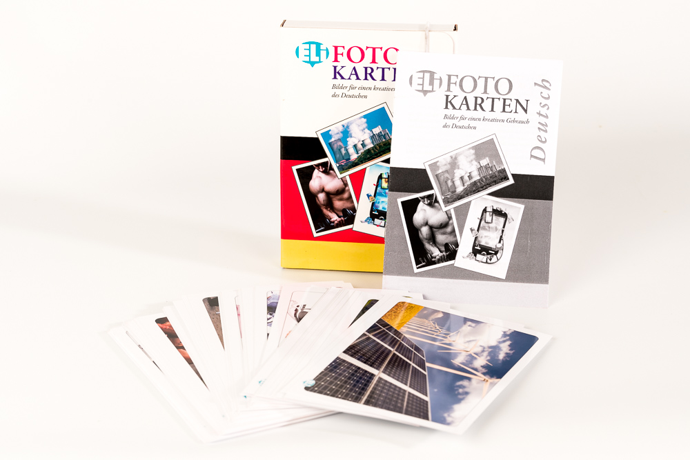 Fotokarten German Cards
