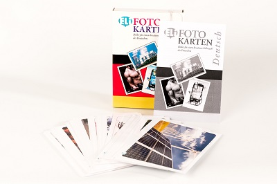 Fotokarten German Cards