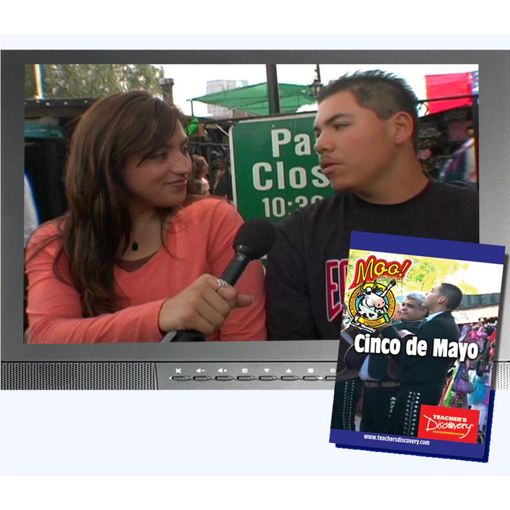 Cinco de Mayo Moo!™ Video