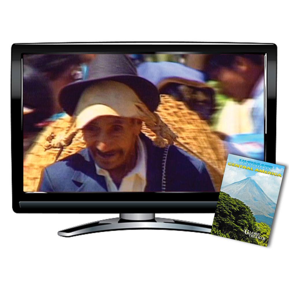 Central America Globe Trekker DVD