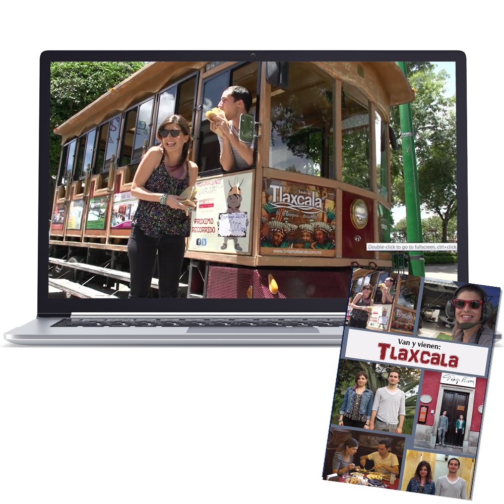 Van y vienen: Tlaxcala Travel Video