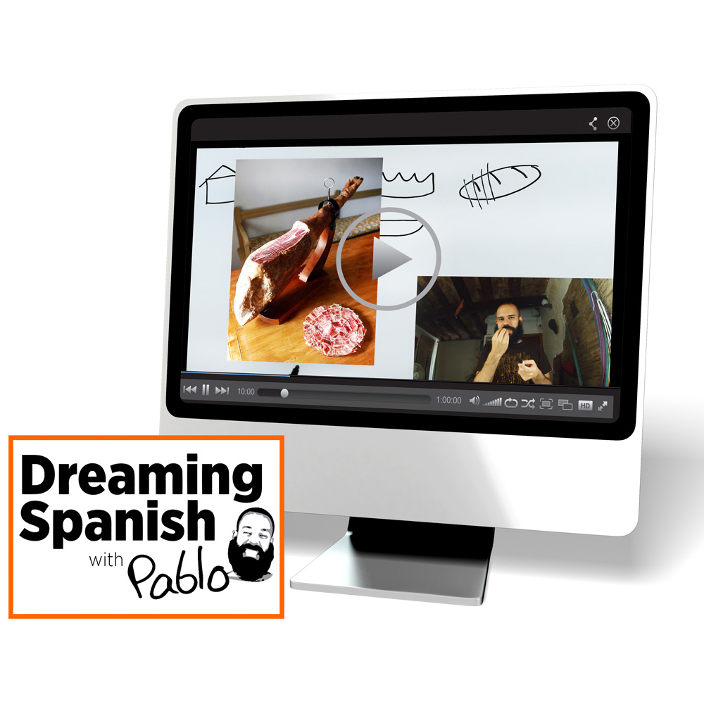 Dreaming Spanish: Kitchen Video
