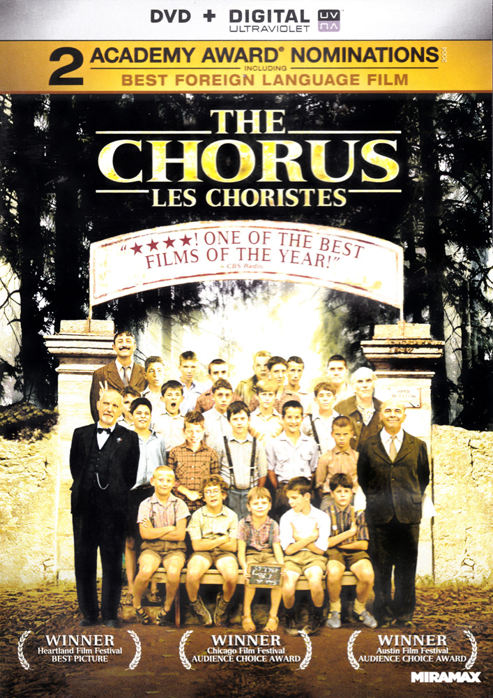 The Chorus/Les Choristes French DVD