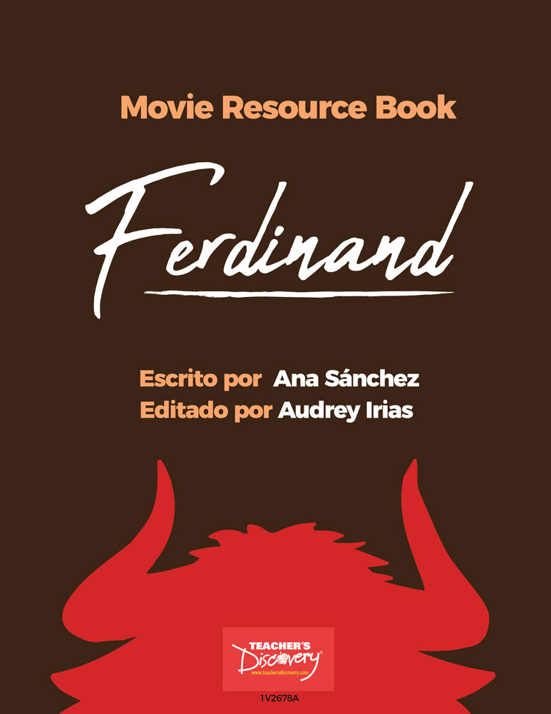 Ferdinand Movie Resource Packet