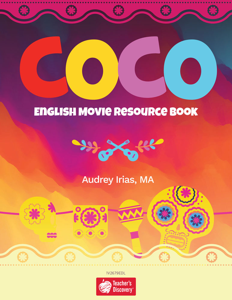 Coco ENGLISH Movie Resource Book Download