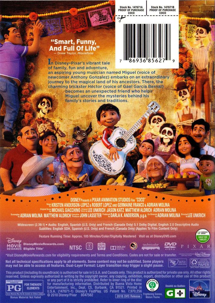 Coco Spanish English Movie Spanish Teacher S Discovery