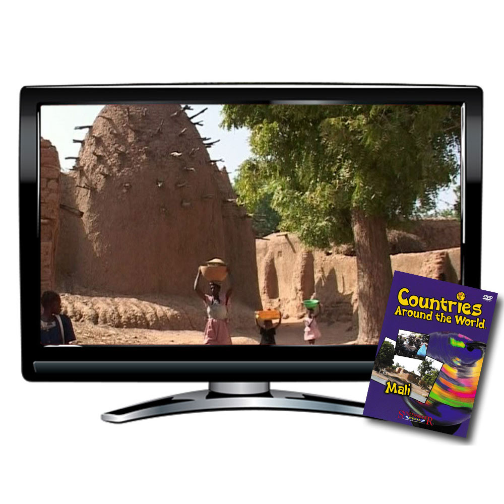 Countries Around the World: Mali DVD