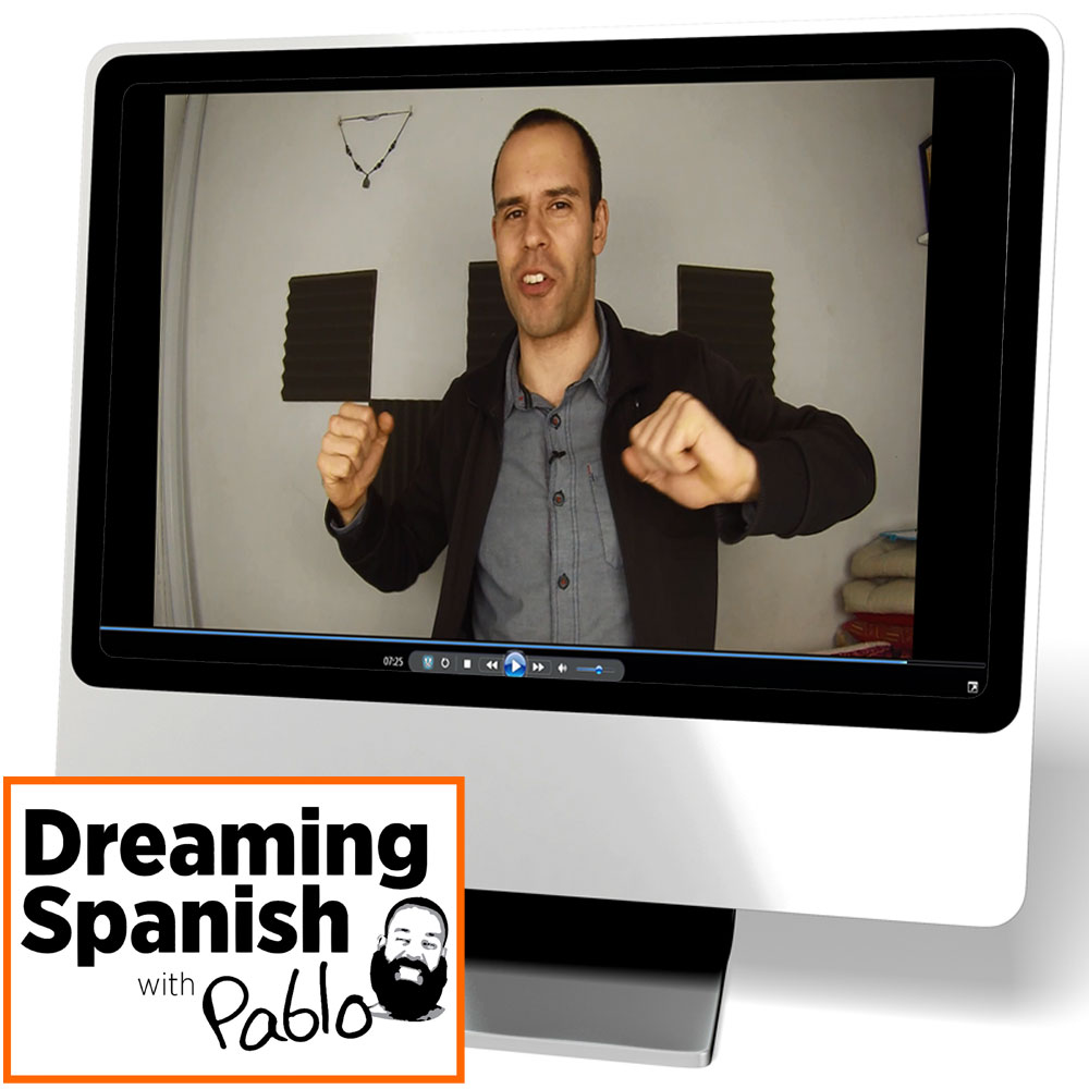 Dreaming Spanish: Choosing a Gift/Escogiendo un regalo Video