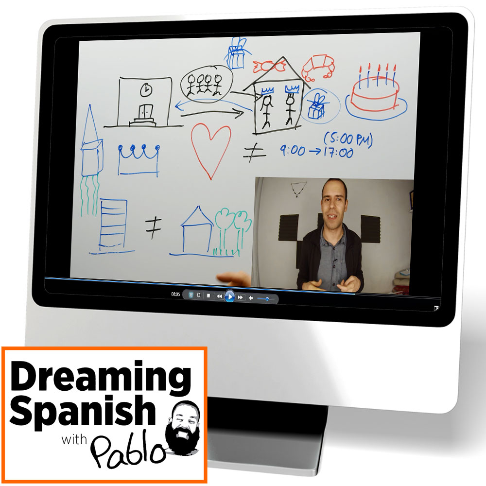 Dreaming Spanish: Birthday Parties/Fiestas de cumpleaños Video