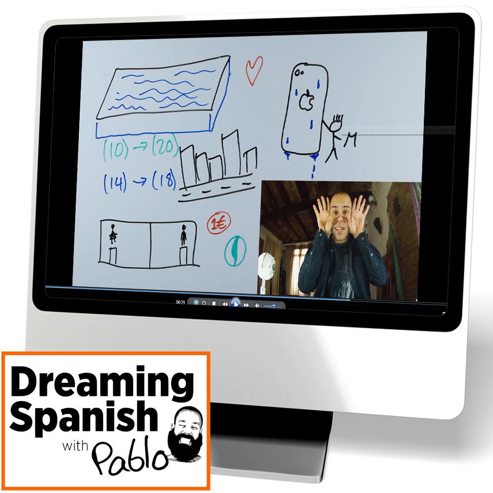 Dreaming Spanish: The Swimming Pool/La piscina Video