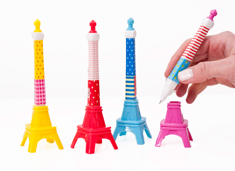 Eiffel Tower Pen