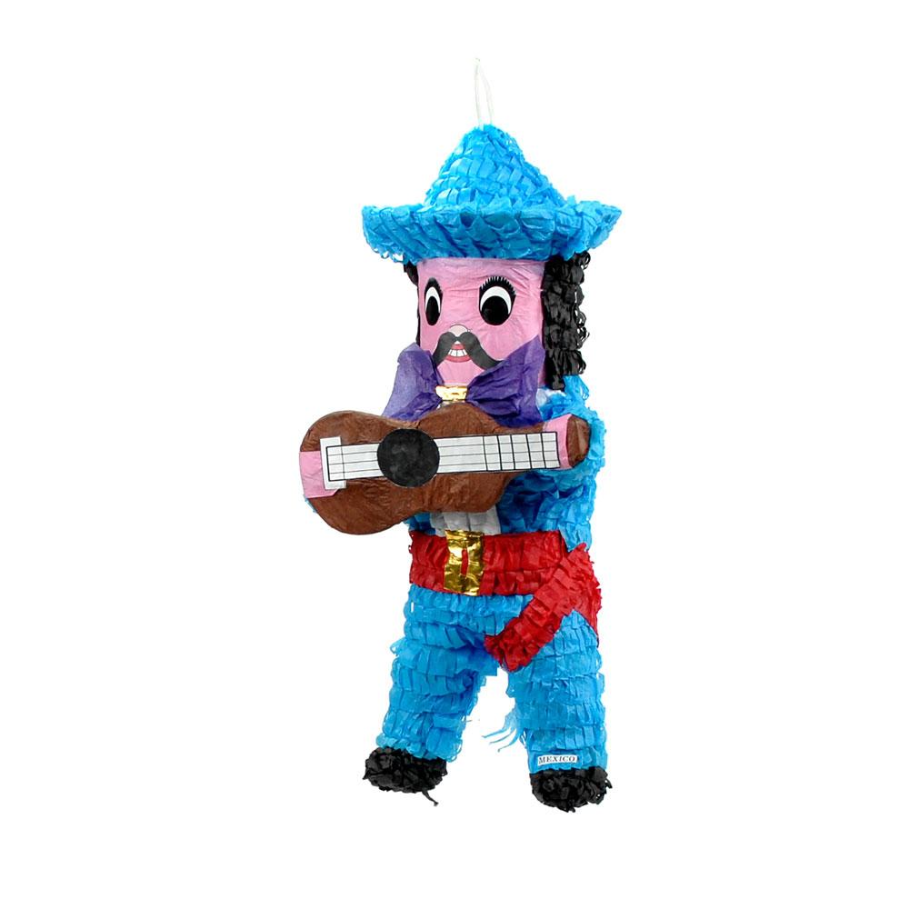 Mariachi Piñata (non-filled)