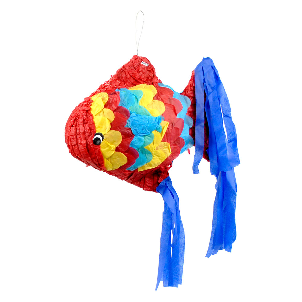 Fish Piñata (non-filled)