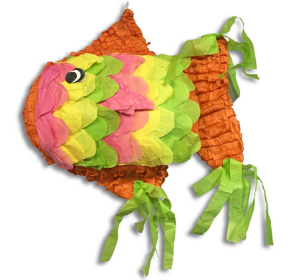 Fish Pinata (non-filled)