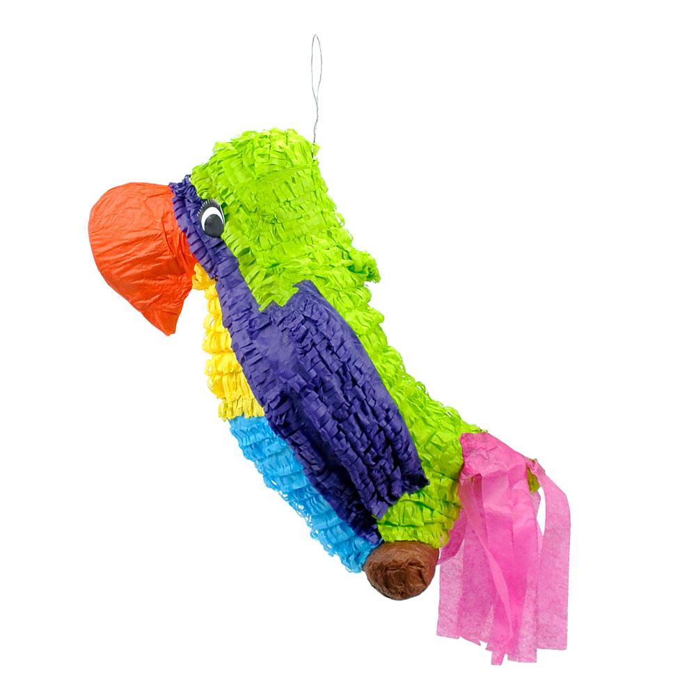 Parrot Piñata (non-filled)