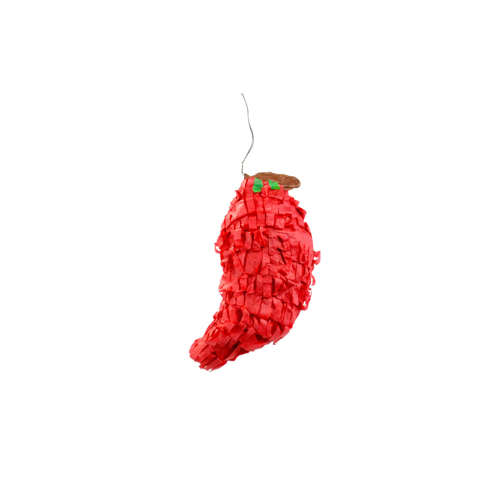 Mini-Chili Pepper Piñata