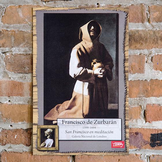 Artistas en España Mini-Poster Set