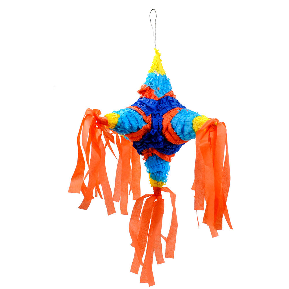 Large Star Piñata (non-filled)