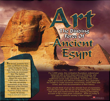 Art Of Ancient Egypt Traveling Exhibit