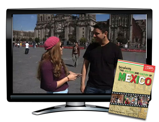 Introducing The History & Culture of Mexico DVD